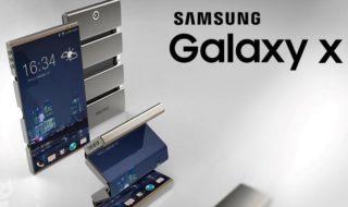 Samsung Galaxy X : date de sortie, prix, fiche technique, tout ce qu'on en sait