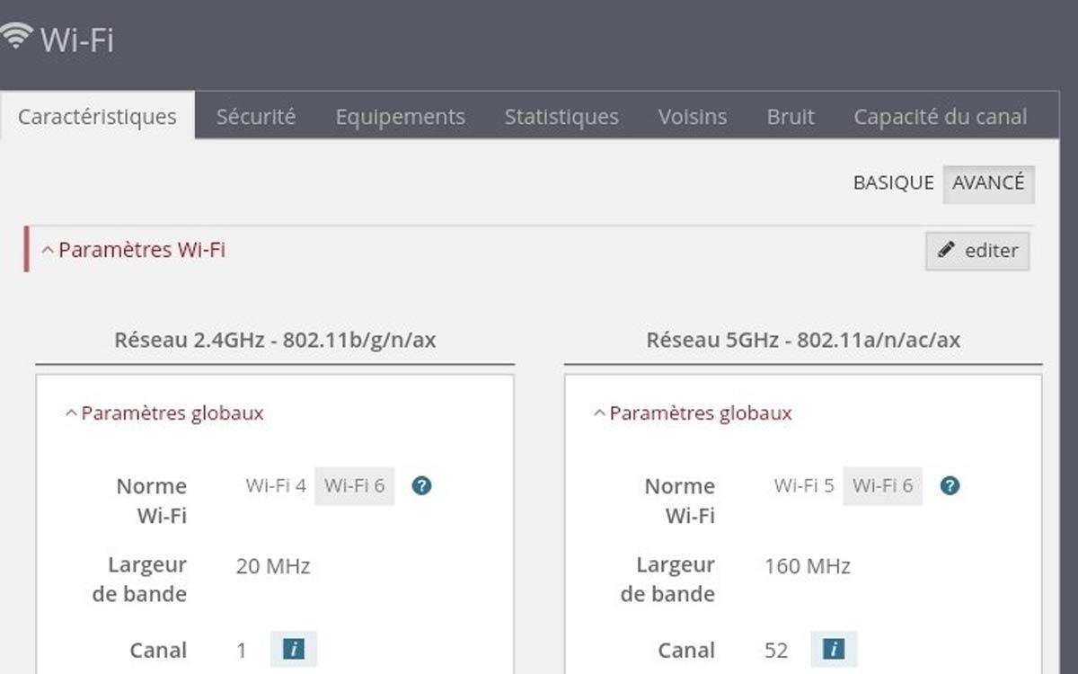 SFR Box 2 Interface