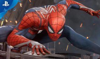 Spider-man sur PS4 : date de sortie, bandes-annonces, gameplay, toutes les infos