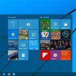 Windows 10 personnaliser menu demarrer