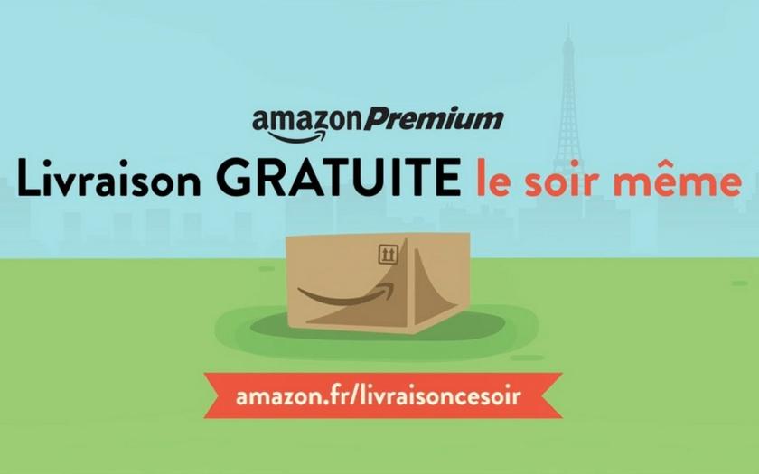 Amazon Prime Livraison