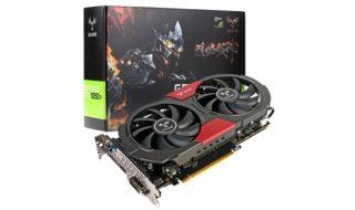 Bon plan : Carte graphique Nvidia GeForce GTX iGame 1050Ti à 207,49 euros