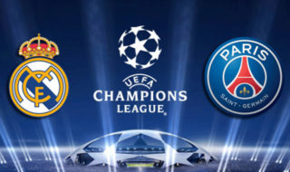 Real Madrid PSG ligue champions