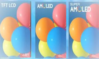 LCD, AMOLED, Super AMOLED : tout savoir sur les types d'écran des smartphones