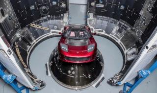 Tesla Elon Musk SpaceX