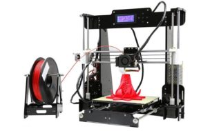 Bon plan : Imprimante 3D Anet A8 à 124,49 euros au lieu de 314,06 euros