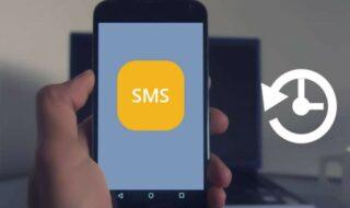 Transférer un SMS ou un MMS vers un nouveau smartphone