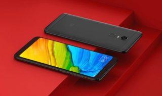 Bon plan : Xiaomi Redmi 5 Plus 64 Go à 165,82 euros au lieu de 230 euros