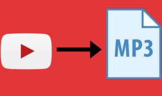Comment convertir une vidéo YouTube en mp3