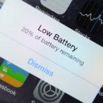 économie énergie iPhone