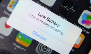 iPhone : comment utiliser le monde économie d'énergie