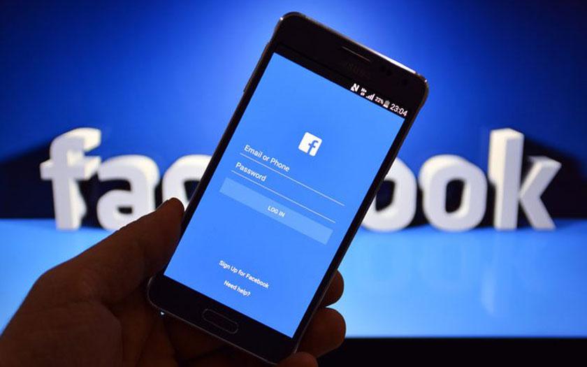 Facebook appels SMS