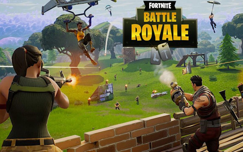 Fornite Battle Royale guide