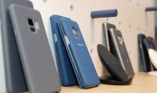 Samsung Galaxy S9 : les meilleurs accessoires pour l'accompagner
