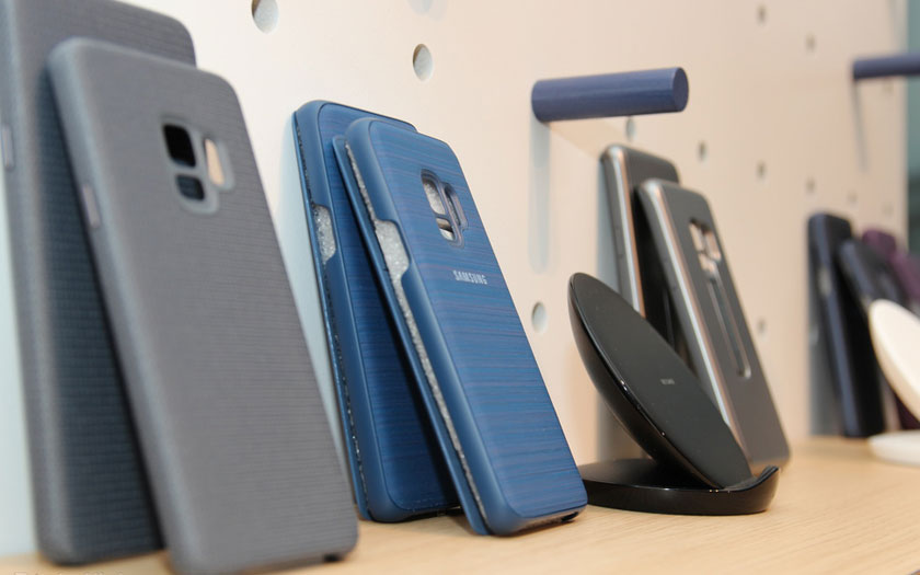 Galaxy S9 accessoires