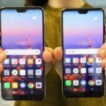Huawei P20 et P20 Pro