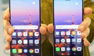 Huawei P20 et P20 Pro : où les acheter moins cher