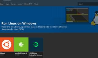 Windows 10 : comment installer Ubuntu, Debian ou Kali Linux depuis le Windows Store