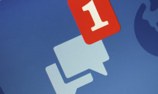Lire message Facebook sans vu