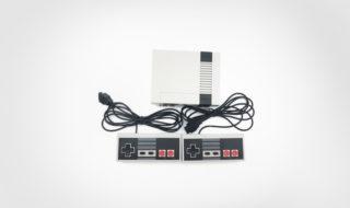 Bon plan NES Classic Mini avec 500 jeux intégrés : 14,93 euros seulement !