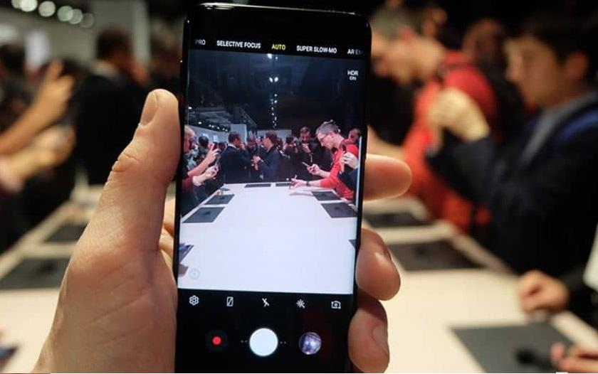 meilleurs smartphones et produits MWC 2018
