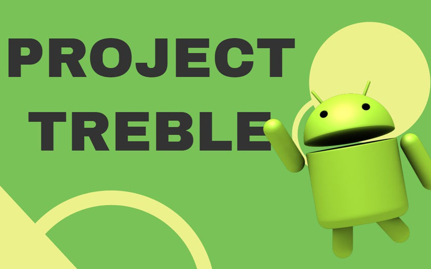 Project Treble Android