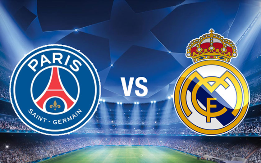 PSG Real Madrid