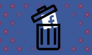 Comment supprimer un compte Facebook ou le désactiver