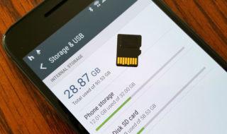 Android : comment transférer des applications et données vers la carte SD