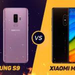 Xiaomi Mi 2S Galaxy S9