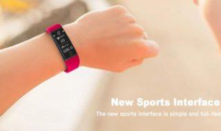 Bon plan : Bracelet connecté Lenovo Cardio Plus HX03W à 16,41 euros