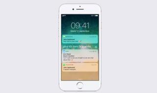 iPhone : comment cacher le contenu des messages et des notifications sur l'écran de verrouillage