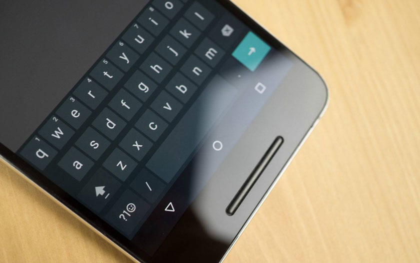 Changer clavier Android