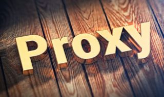 Configurer proxy Windows