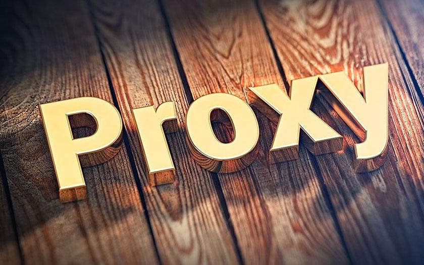 Configurer proxy Windows
