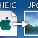 Convertir Heic en JPG