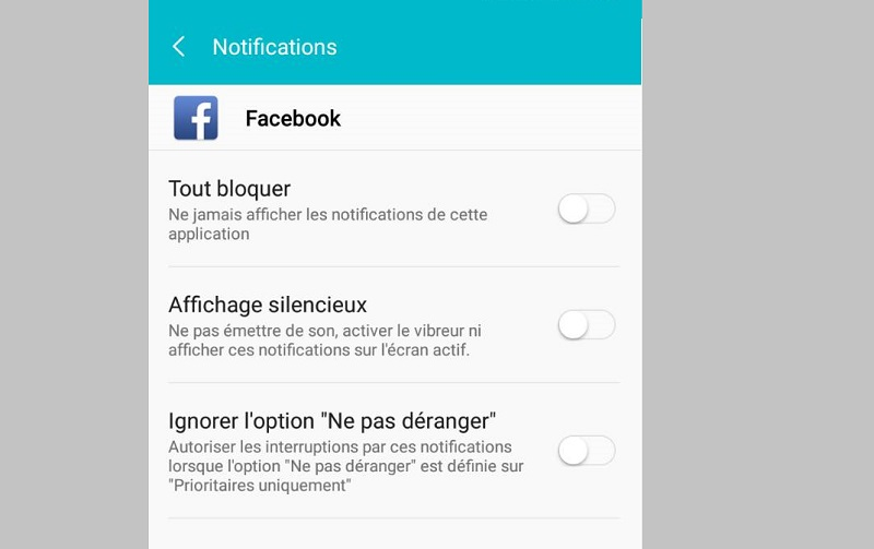 Comment d sactiver les notifications ind sirables sur for Bloquer les fenetre de pub google chrome