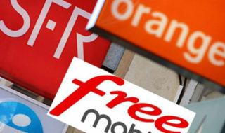 Forfait mobile pas cher : comparatif des offres Orange, SFR, Bouygues et Free à moins de 10 euros
