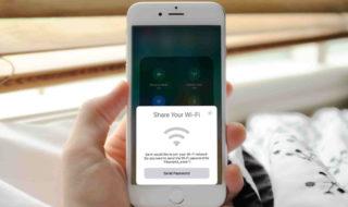 iPhone, iPad : comment partager le mot de passe WiFi entre deux appareils iOS 11