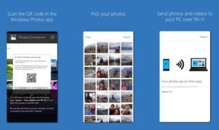 Comment transférer des photos d'un iPhone ou d'un Android vers son PC via le Wi-Fi