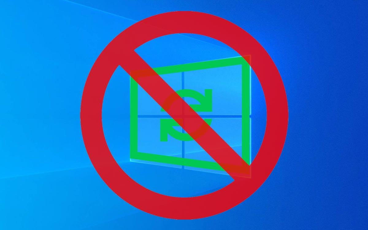 Disable Windows 10 Updates