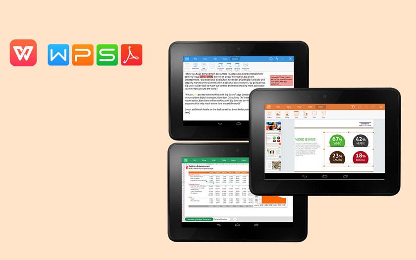 Office gratuit pour android les meilleures applications bureautique pour smartphones et tablettes - Office tablette android gratuit ...