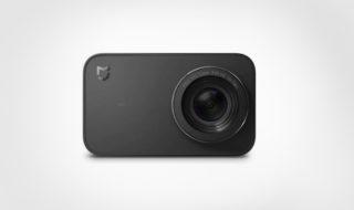 Bon plan : Caméra d'action 4K Xiaomi Mijia à seulement 88,11 euros