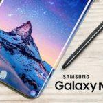 Galaxy Note 9 concept