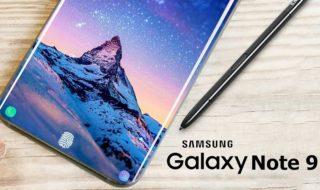 Galaxy Note 9 : date de sortie, prix, fiche technique, toutes les infos
