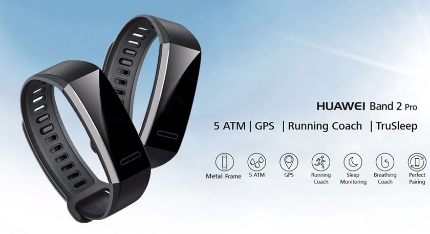 bracelet connecté huawei band 2 pro bon plan bracelet connect 233 huawei band 2 pro 224 40 2562