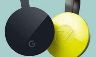 Chromecast 2, chromecast Ultra, Audio : quelles différences et lequel choisir