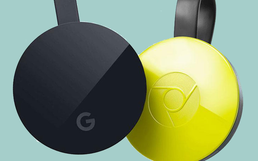 Chromecast ultra vs chromecast 2