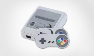 Bon plan : Console de jeu Super NES mini non-officielle avec 621 jeux intégrés à 24,89 €