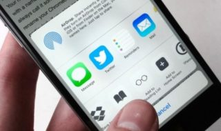 iPhone : comment enregistrer une page web en PDF